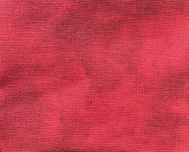 """Zweigart Hand Dyed Lincoln 14 Count Fabric (Soft Aida) 18"""" x 32"""" Cross S... - $18.00"""