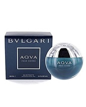 Bvlgari Aqua By Bvlgari For Men. Eau De Toilette Spray 3.4 Ounces - $74.50