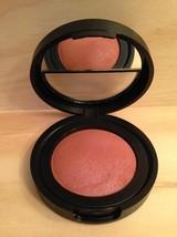 Laura Geller Baked Blush N Brighten Cherry Truffle with blush brush - $9.99