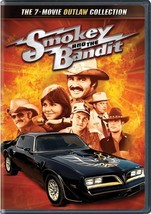 Smokey and the Bandit: The 7-Movie Outlaw Collection DVD