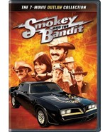 Smokey and the Bandit: The 7-Movie Outlaw Collection DVD - $12.95