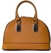 Handbag Republic Womens Designer Fashion Vegan Leather Top Handle Bag S... - $76.68