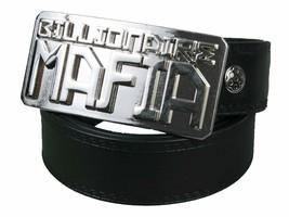 Billionaire Mafia Revolt Plaque Belt Size: 42