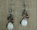 Natural stone earrings thumb155 crop