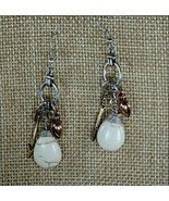 Natural stone earrings thumbtall