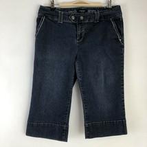 Sonoma Capri Cropped Jeans - 12P - $9.69