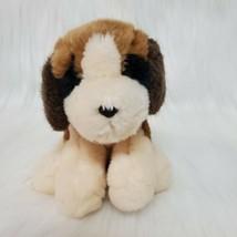"6"" Russ Berrie Barrels St Bernard Puppy Dog Plush Lovey Stuffed Animal T... - $34.97"