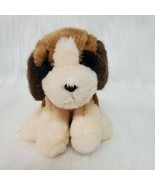 "6"" Russ Berrie Barrels St Bernard Puppy Dog Plush Lovey Stuffed Animal T... - $34.97"