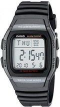 Casio Men's W96H-1BV Classic Sport Digital Black Watch - $41.84