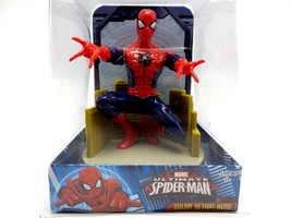 Spiderman Solar Action Hero Walgreens Exclusive Marvel New in package Ag... - $21.99
