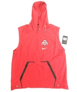 Nike Ohio State Buckeyes Fly Jet Vests Spring Summer Fall Wear - $94.50