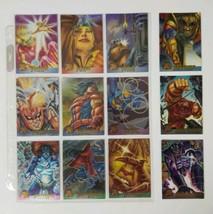 95 Fleer Ultra X MEN Bundle of 12 Individual Ungraded Trading Cards (L5) - $12.19