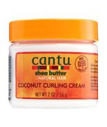 Cantu Shea Butter Coconut Curling Cream Define Moisture Restore Hair Tra... - $5.90