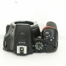 Nikon D5500 24.2MP Digital SLR Camera Body Black DSLR Digital image 2