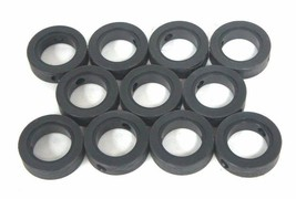 LOT OF 11 NEW GENERIC 200-139-1101 KNOCK OUT COLLET RINGS 2001391101