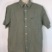 Aeropostale Men's size M casual button down short sleeve shirt - $9.50