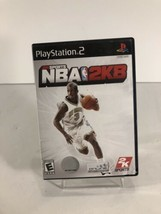 Nba 2K8 Playstation 2 PS2 Video Game Fast Free Shipping Tested Works - $5.89