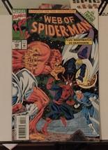Web of Spider-Man 105 oct 1993 - $3.69