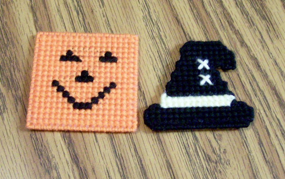 Halloween magnets  1