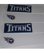 CUSTOM Ceiling Fan with TENNESSEE TITANS MOTIF - $99.99