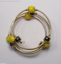 "3 tier Goldtone ""Steelers"" Fashion Bracelet  - $12.00"