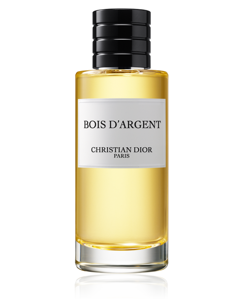 BOIS D'ARGENT by DIOR 5ml Travel Spray JUNIPER CHYPRE MYRRH EDP Parfum