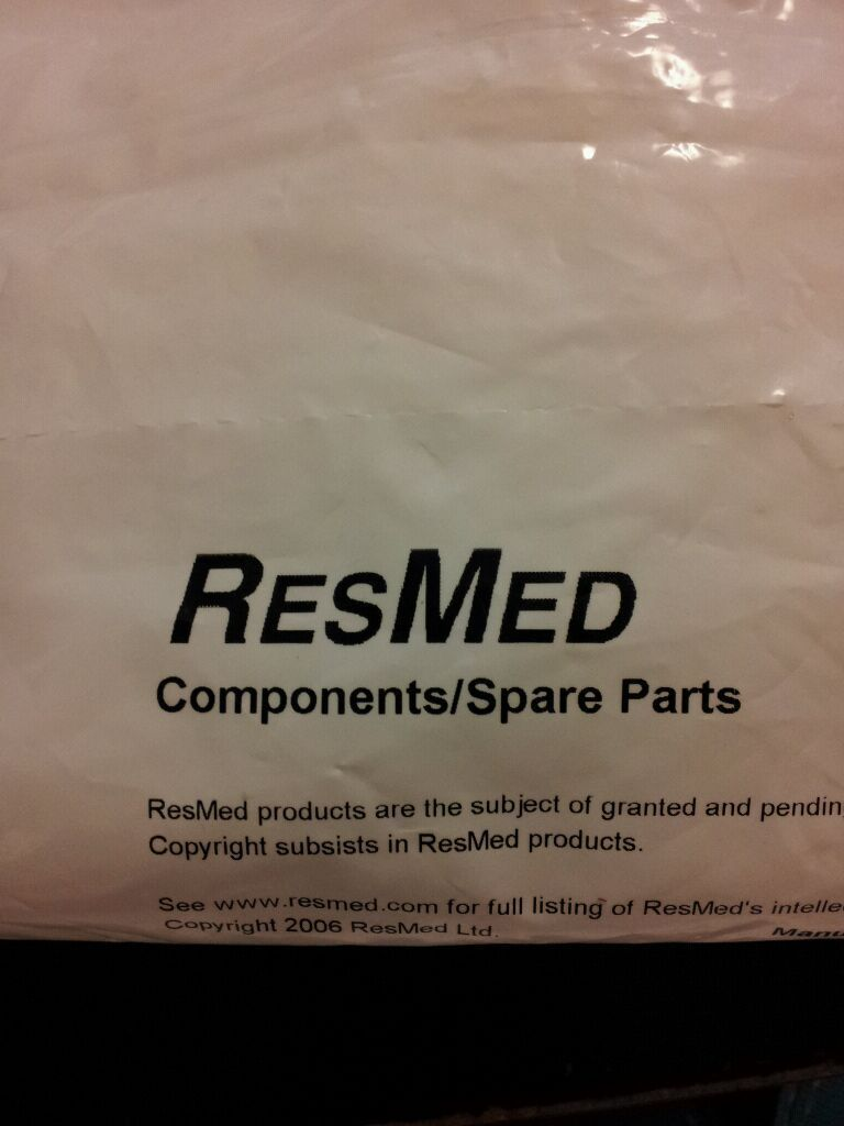 Resmed Mirage Quattro Full Face Mask *Replacement Cushion Locking Clip*