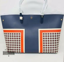 TORY BURCH (52773) Kerrington Square Tote Milano Square Handbag Shoulder... - $225.00
