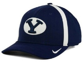 BYU Cougars NCAA Nike Coaches Legacy Aerobill Adjustable Hat - $17.77