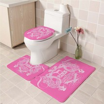 Hot Victoria's_Secret181 Toilet Set Anti Slip Good For Decoration Your Bathroom  - $20.09