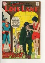 DC Comic ;Apr 1969 No 91; LOIS LANE Superman's Girl Friend;Beauty and Th... - $2.99