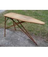 Antique 1930's Rid-Jid Ironing Board by JR Clark Co.  - $135.00