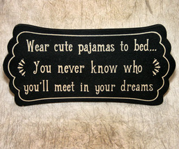Cute Wall Decor Plaque or Sign - $10.99