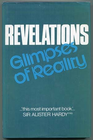 Revelations: Glimpses of Reality Edited by Ronald S Lello 1st Ed 1985 paranormal