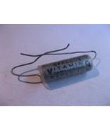Sprague Vitamin-Q Capacitor .22uF 100VDC Axial - NOS Qty 1  - $5.69