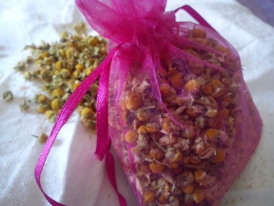 Primary image for Greek Dried Chamomile flowers.lucky flower, purification protection,ensure winni