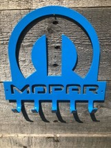 MOPAR key hook or dog leash Holder wall art-CNC cut Man Cave or Garage - $13.85