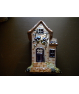 Ceramic Gingerbread House  - $23.98