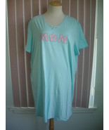 Secret Treasures CottonPoly Short Nightgown Size 2X/3X - $11.99