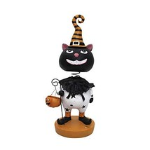"""PICOOO Halloween Decorations Figurine 12.5"""" Cat Statues for Indoor/Outdo... - $37.65"""