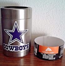 Cowboys Ozark Trail Colster, 12 oz Steel Insulated Ozark Trail Beverage ... - ₨1,410.41 INR