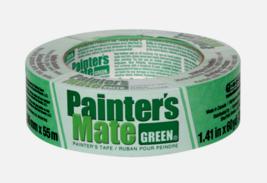 "PAINTER'S MATE Green Medium Strength Sharp Lines Multi-Surface 1.41"" x 6... - $9.39"