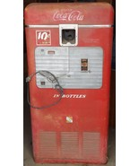 Wonderful Vintage 1940's Original Vendorlator MFG. Coca Cola Vending Mac... - $1,979.99