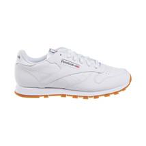 Reebok Classic Leather Big Kids' Shoes White-Gum V69624 - $54.95