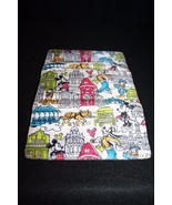 WDW Disney Parks Mickey Minnie Goofy Donald Comic Strip Wallet Colorful ... - $125.00