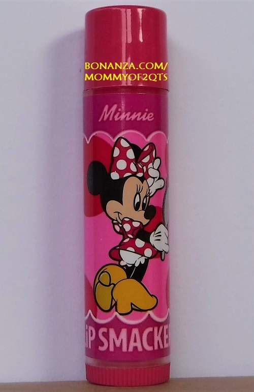 Primary image for Lip Smacker Pretty Pals VERY BOW BERRY Minnie Mouse Disney Lip Balm Stick