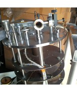 Huntington Mechanical Laboratories High Conflat Flanges Gate Chamber - $2,375.00