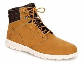 Timberland Graydon Men's Sneaker Boot Leather Upper Water Resistant Comf... - $121.00