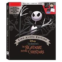 Disney Nightmare Before Christmas Target Exclusive Digibook [Blu-ray+Digital]