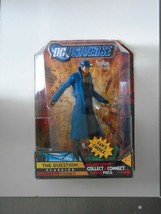 "DC UNIVERSE CLASSICS ""THE QUESTION"" WAVE 11 FIGURE 5 ADULT COLLECTOR - $112.97"